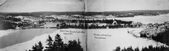 Jeddore, NS, c1920 Navy Pool